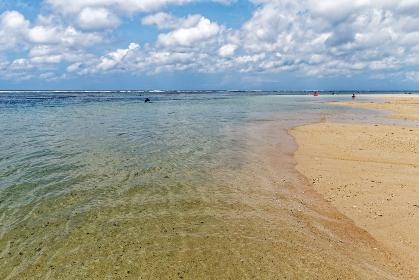米原ビーチ 石垣島 沖縄リゾート