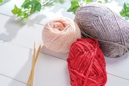編み物 毛糸