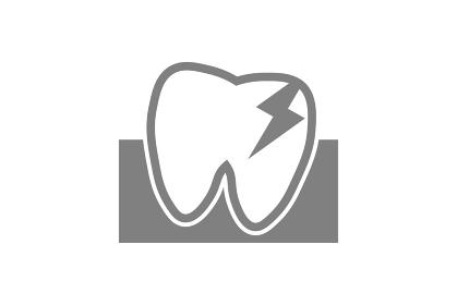 虫歯 ベクター アイコン