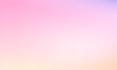 ピンクの柔らかい雰囲気のグラデーション背景のベクターイラスト