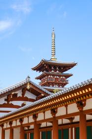 薬師寺 (奈良県奈良市 2021/03/04撮影)