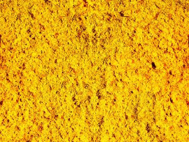 黄色のゴツゴツした壁 0149
