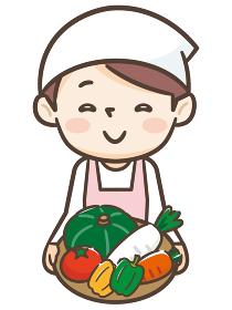 調理師 野菜