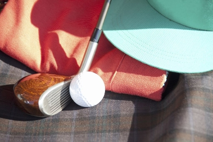 ゴルフ用品とゴルフウェア