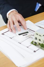 住宅模型と図面