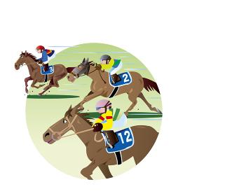競馬とターフ