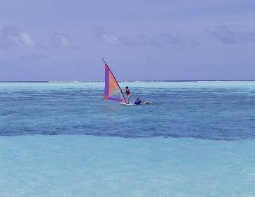ウィンドウサーフィン