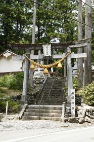 養澤神社(あきる野市)