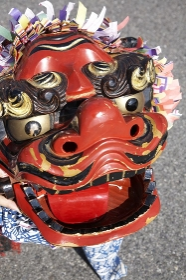 曽爾村の獅子舞