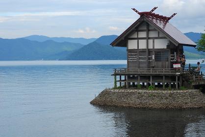 Lake Tazawa;statue;source statue