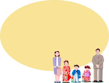 七五三 日本の伝統行事