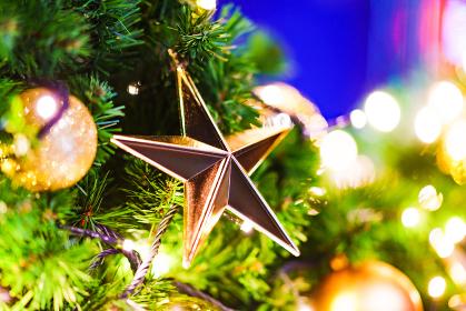 クリスマス 【日本の歳末のイメージ】