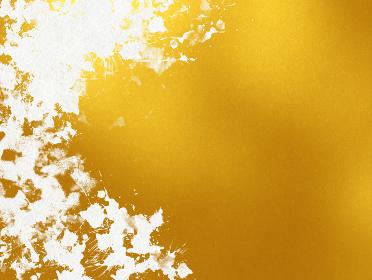 金色と白の和風の背景画像