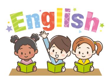 英会話を楽しむ子供たち