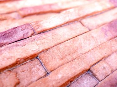 ピンクの石の背景画像 斜めアングル