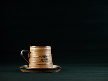 小さなコーヒーカップ