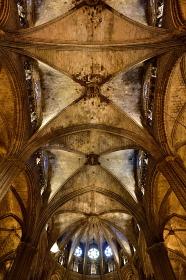 サンタ・エウラリア大聖堂、バルセロナ、スペイン
