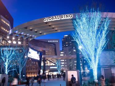 東京都 池袋西口公園野外劇場