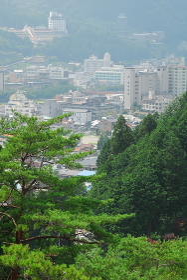 Japan;Gifu Prefecture;Gero;hot spring;jomon bridge