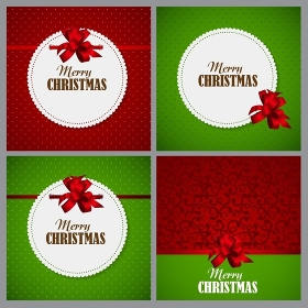 Abstract Christmas and New Year Background. Vector Illustration EPS10. o2015-10-31-14