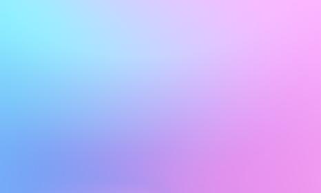水色と青とピンクの鮮やかなグラデーションベクターイラスト背景