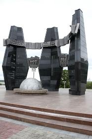 ハバロフスクのオブジェ