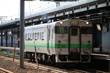 函館本線キハ40形