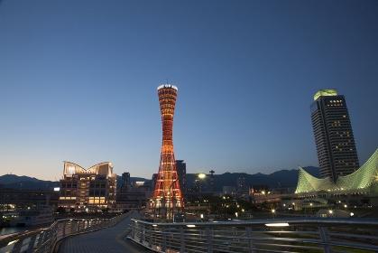 神戸の夜景、2013年