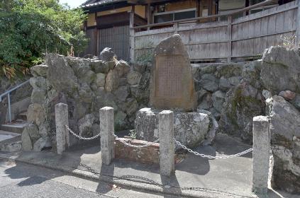 義経産湯井戸 京都市
