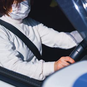 運転 マスク【コロナ禍のニューノーマル】