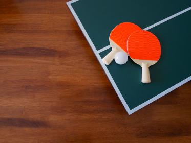 お家で卓球