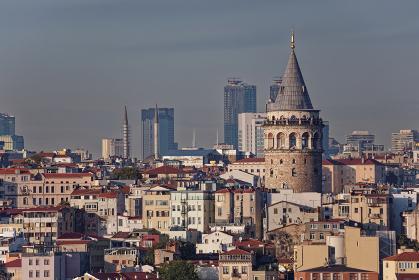 ガラタ塔 イスタンブール トルコ