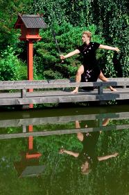 Kung Fu Girl