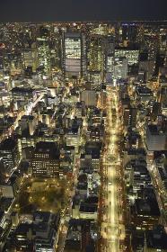 東京のパノラマ