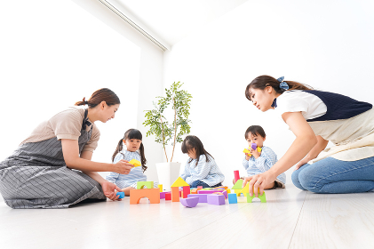 幼稚園・遊戯の時間
