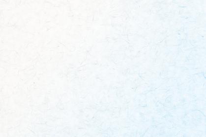 青い和紙のテクスチャ背景素材 雲竜紙 青白磁