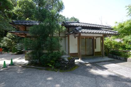 鷺森神社 社務所 京都市左京区