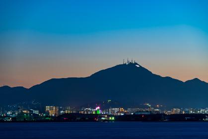 北九州の都市夜景