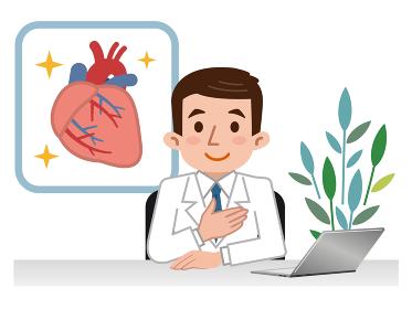 心臓と医師
