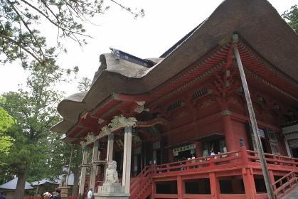 出羽 三山神社