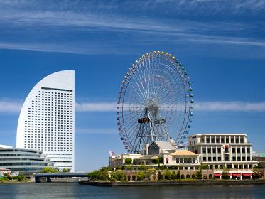 横浜みなとみらい地区 神奈川県