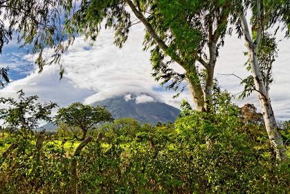 volcano concepción,nicaragua