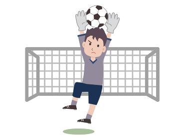 サッカー ゴールキーパー