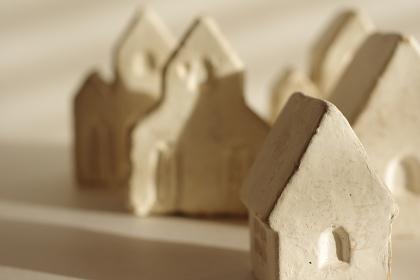 住宅地のイメージ素材