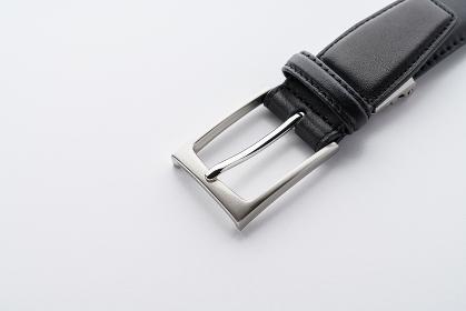 男性用の革ベルト