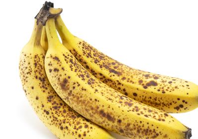シュガースポットの出たバナナ