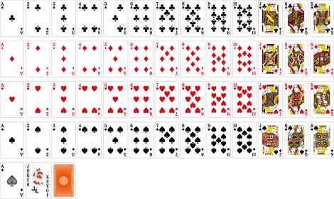 トランプ プレイングカード セット