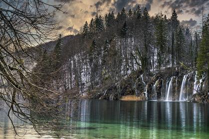 Plitvice Lakes National Park, Lika-Senj, Croatia
