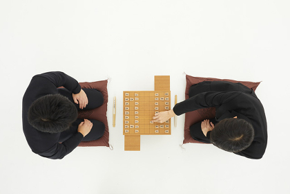 将棋 対局する棋士