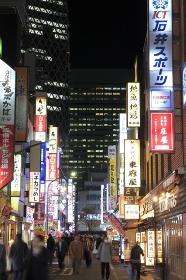 西新宿夜景